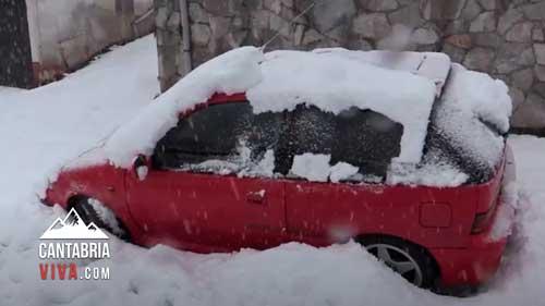 temporal nieve cantabria