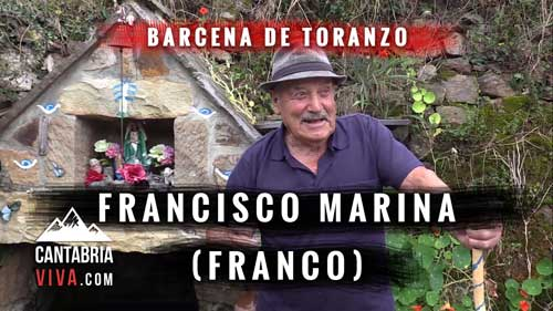 barcena de toranzo francisco marina