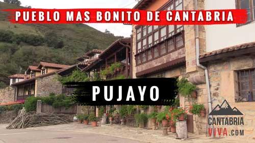 pujayo pueblo mas bonito de cantabria
