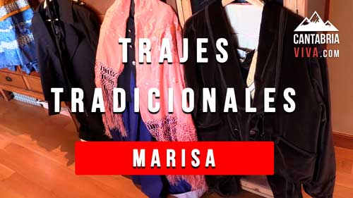 trajes tradicionales cantabria