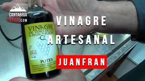 vinagre de vino dulce de liebana